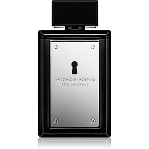 Antonio Banderas The Secret toaletní voda pro muže 100 ml obraz