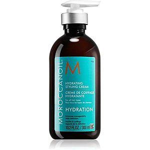 Moroccanoil Hydration stylingový krém pro všechny typy vlasů 300 ml obraz