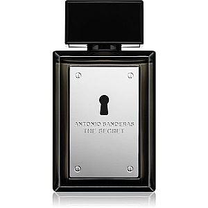 Antonio Banderas The Secret toaletní voda pro muže 50 ml obraz