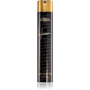 L'Oréal Professionnel Infinium profesionální lak na vlasy silné zpevnění obraz