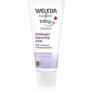 Weleda Baby Derma zklidňující kojenecký krém 50 ml obraz