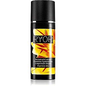 RYOR Argan Oil revitalizační sérum s kyselinou hyaluronovou 50 ml obraz