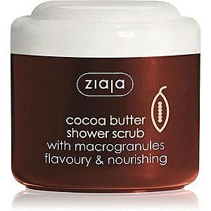 Ziaja Cocoa Butter sprchový peeling 200 ml obraz