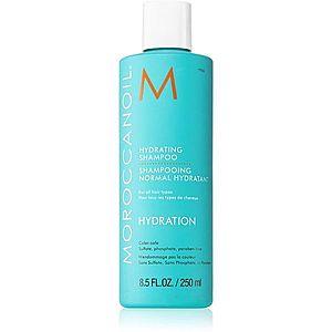 Moroccanoil Hydration hydratační šampon s arganovým olejem 250 ml obraz