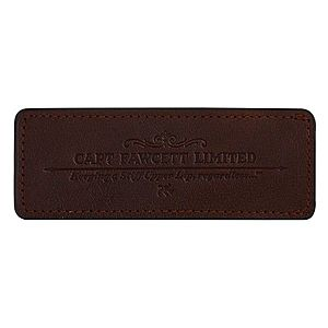 Captain Fawcett Accessories kožené pouzdro na hřeben (CF.82T) obraz