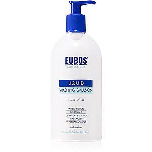 Eubos Basic Skin Care Blue mycí emulze bez parfemace 400 ml obraz