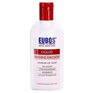 Eubos Basic Skin Care Red mycí emulze bez parabenů 200 ml obraz
