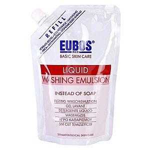Eubos Basic Skin Care Red mycí emulze náhradní náplň 400 ml obraz