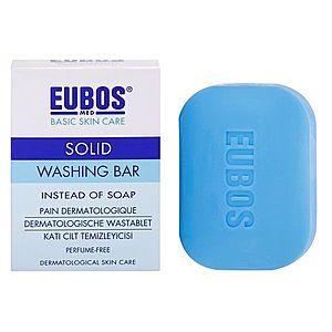 Eubos Basic Skin Care Blue syndet bez parfemace 125 g obraz