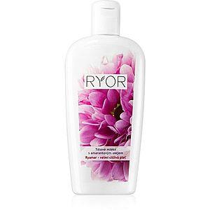 RYOR Ryamar tělové mléko s amarantovým olejem 300 ml obraz