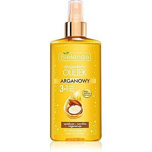 Bielenda Precious Oil Argan pěsticí olej na tvář, tělo a vlasy 150 ml obraz