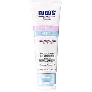 Eubos Children Calm Skin jemný čisticí gel s aloe vera 125 ml obraz