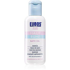 Eubos Children Calm Skin koupelový olej pro jemnou a hladkou pokožku 125 ml obraz
