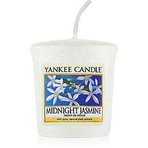Yankee Candle Midnight Jasmine votivní svíčka 49 g obraz