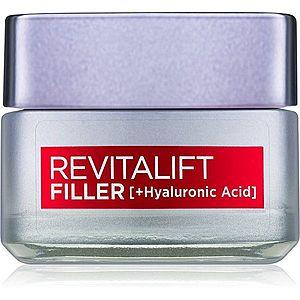 L'Oréal Paris Revitalift Filler vyplňující denní krém proti stárnutí 50 ml obraz