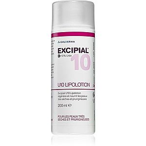 Excipial M U10 Lipolotion výživné tělové mléko pro suchou a podrážděnou pokožku 200 ml obraz