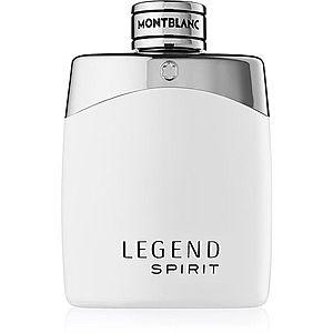 Montblanc Legend Spirit toaletní voda pro muže 100 ml obraz