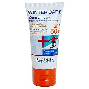 FlosLek Laboratorium Winter Care zimní ochranný krém SPF 50+ 30 ml obraz
