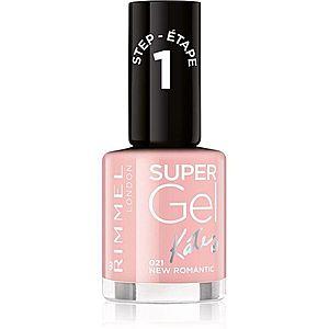 Rimmel Super Gel By Kate gelový lak na nehty bez užití UV/LED lampy obraz