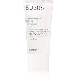 Eubos Sensitive intenzivní péče o suchou a popraskanou pokožku rukou a křehké nehty 50 ml obraz