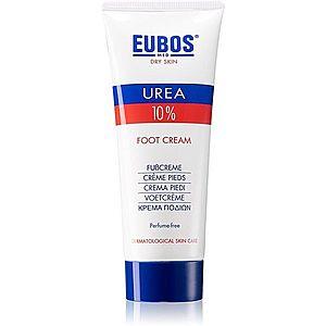 Eubos Dry Skin Urea 10% intenzivní regenerační krém na nohy 100 ml obraz