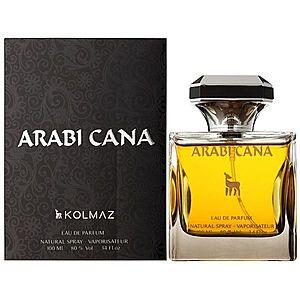 Kolmaz Arabi Cana parfémovaná voda pro muže 100 ml obraz