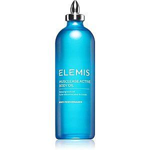 Elemis Body Performance Musclease Active Body Oil relaxační tělový olej 100 ml obraz