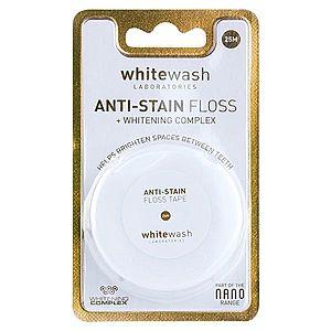 Whitewash Nano Anti-Stain dentální nit s bělicím účinkem 25 m obraz