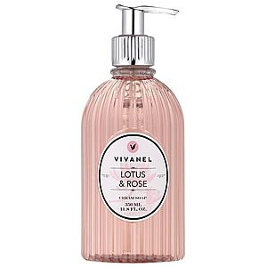 Vivian Gray Vivanel Lotus&Rose krémové tekuté mýdlo 350 ml obraz