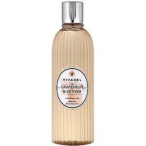 Vivian Gray Vivanel Grapefruit&Vetiver krémový sprchový gel 300 ml obraz