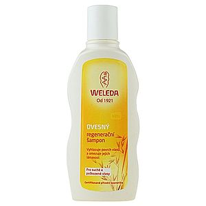 Weleda Oves regenerační šampon pro suché a poškozené vlasy obraz