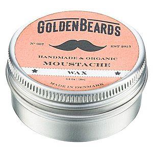Golden Beards Moustache vosk na knír 15 ml obraz