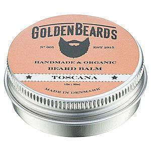 Golden Beards Toscana balzám na vousy 30 ml obraz