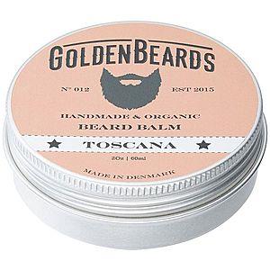 Golden Beards Toscana balzám na vousy 60 ml obraz
