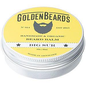 Golden Beards Big Sur balzám na vousy 60 ml obraz