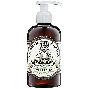 Mr Bear Family Wilderness šampon na vousy 250 ml obraz