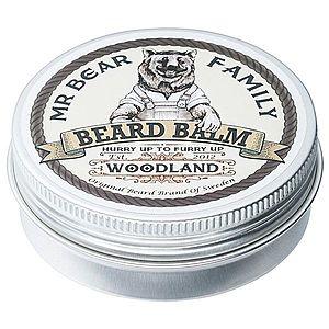 Mr Bear Family Woodland balzám na vousy 60 ml obraz