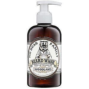 Mr Bear Family Woodland šampon na vousy 250 ml obraz