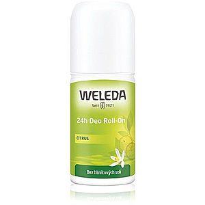 Weleda Citrus deodorant roll-on bez obsahu hliníkových solí 50 ml obraz