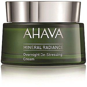 Ahava Mineral Radiance antistresový noční krém 50 ml obraz