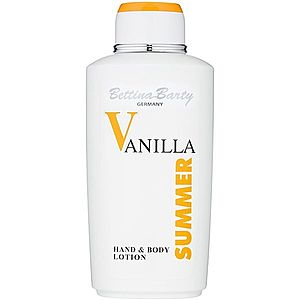 Bettina Barty Classic Summer Vanilla tělové mléko pro ženy 500 ml obraz