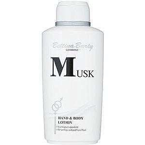 Bettina Barty Classic Musk tělové mléko pro ženy 500 ml obraz