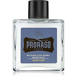 Proraso Azur Lime balzám na vousy 100 ml obraz