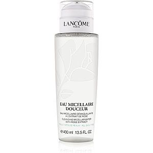 Lancôme Eau Micellaire Douceur micelární čisticí voda s vůní růží 400 ml obraz