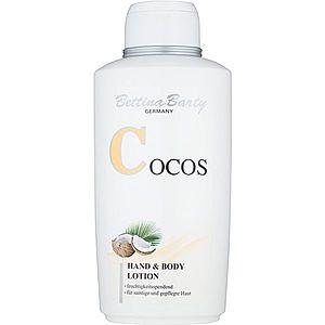 Bettina Barty Coconut mléko na ruce a tělo 500 ml obraz