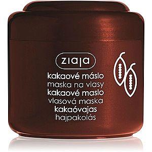 Ziaja Cocoa Butter maska na vlasy s kakaovým máslem 200 ml obraz