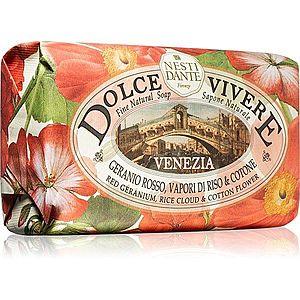 Nesti Dante Dolce Vivere Venezia přírodní mýdlo 250 g obraz