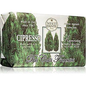 Nesti Dante Dei Colli Fiorentini Cypress Regenerating přírodní mýdlo 250 g obraz