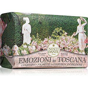 Nesti Dante Emozioni in Toscana Garden in Bloom přírodní mýdlo 250 g obraz
