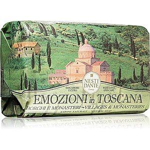 Nesti Dante Emozioni in Toscana Villages & Monasteries přírodní mýdlo 250 g obraz